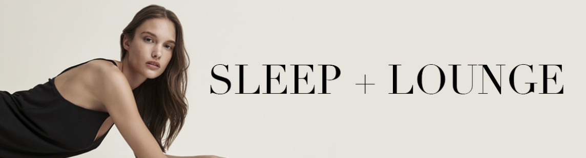designer sleepwear and loungewear