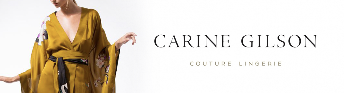carine gilson couture lingerie