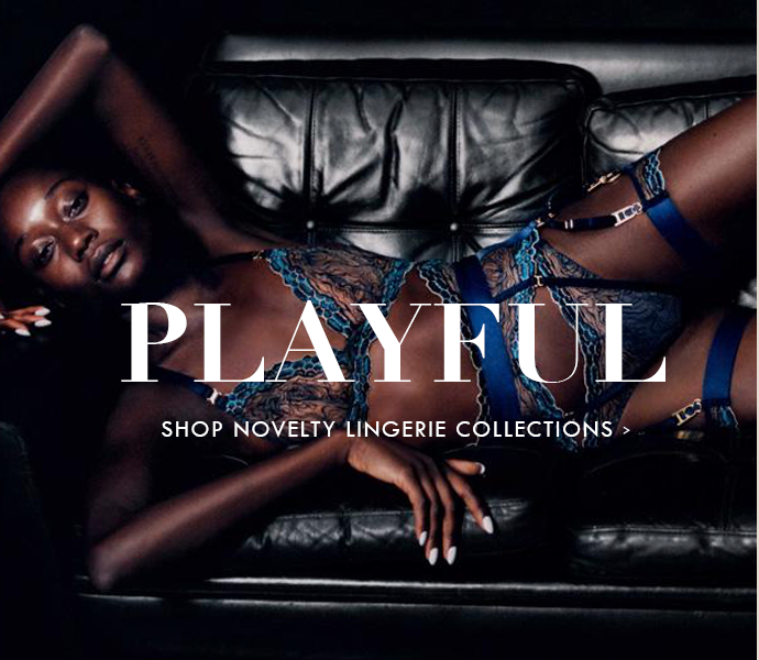 Playful - Shop Novelty Lingerie Collections