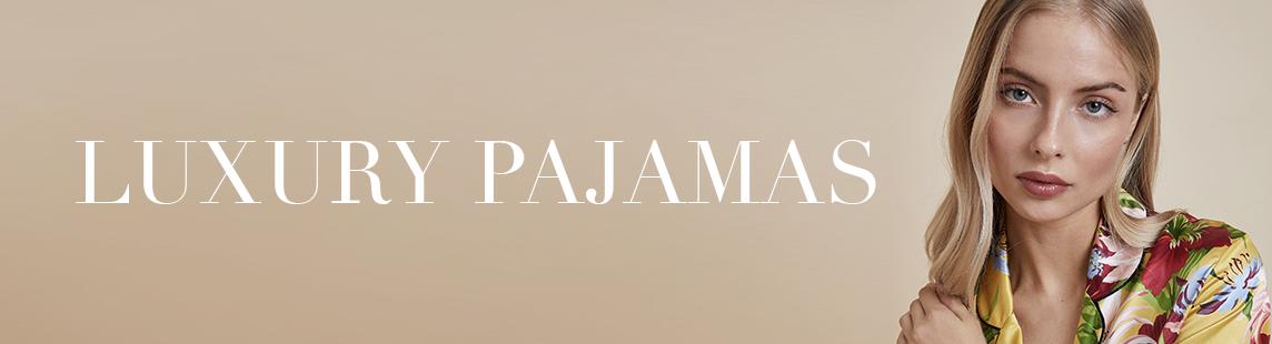 luxury pajamas