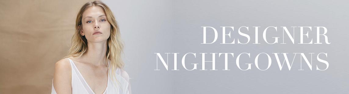 designer nightgowns