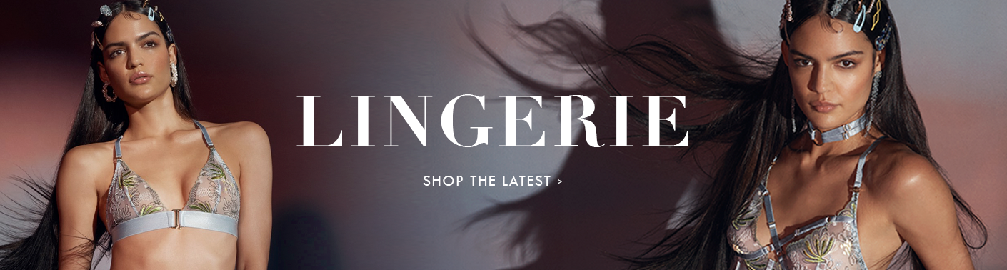 Shop the latest Lingerie Collections
